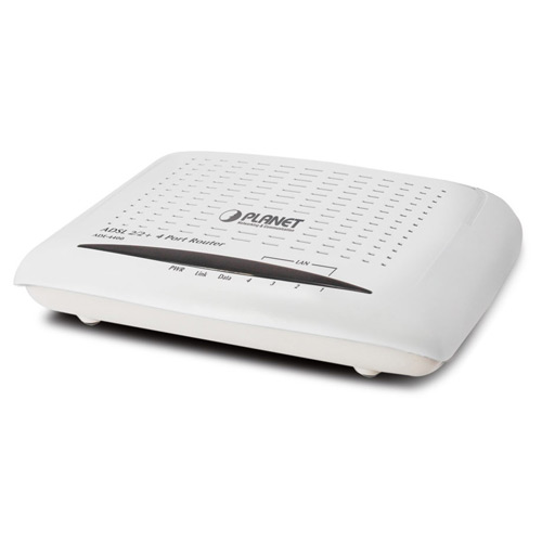 ADE-4400A ADSL 2/2+ 4-Port Router