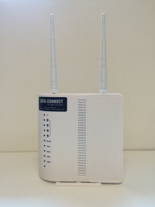 DCE 5205AV NRD Wireless VDSL Modem Bonding modem router 300Mbps