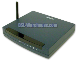 Netopia 3347WG Wireless ADSL Gateway