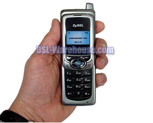 ZyXEL Prestige 2000Wv.2 2nd Generation WiFi Phone 91-012-017002