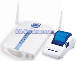 ZyXEL ZyAIR G-4100 v2 802.11g Wireless Hot Spot 'In-a-Box'